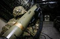 Военные на Донбассе получат противотанковые комплексы Javelin, - Хомчак