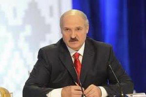 """Лукашенко заявил, что группу российских боевиков, проникших из Украины, ищут """"по всей Беларуси"""""""