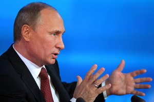 Путин может дать денег Украине на изготовление загранпаспортов