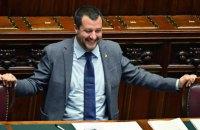 Віцепрем'єр Італії зажадав дострокових виборів