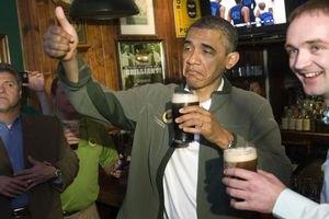 У США стало відомо рецепт пива Обами