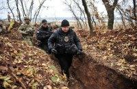 Турчинов провел в зоне АТО совещание о готовности армии к зиме