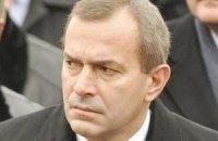 ПР затвердить Клюєва як голову штабу на виборах