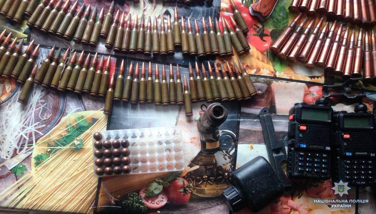 Девять гранатометов отыскали вдоме жителя Одесской области