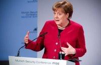 """Меркель: я на боці Порошенка, але """"Північний потік-2"""" теж важливий"""