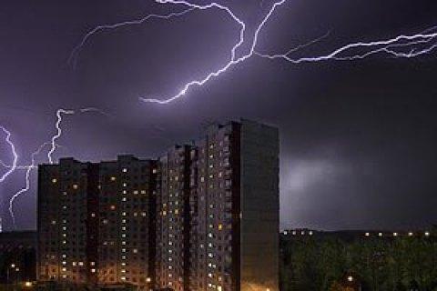 ГосЧС предупреждает об ухудшении погоды в Киеве