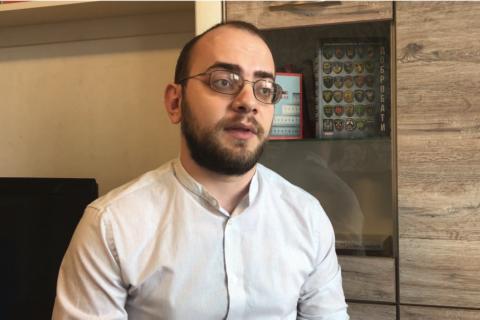 Білоруський журналіст Ільяш заявив, що його попереджали про можливий арешт