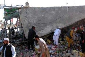 На північному заході Пакистану погримів вибух