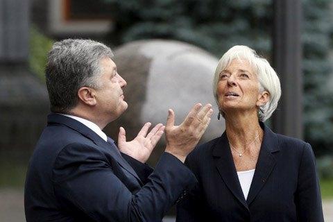 МВФ ухвалив програму допомоги stand-by для України
