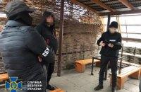 Во Львовской области задержали банду наемных вымогателей