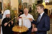 Лукашенко заявив, що у патріарха Варфоломія почали просити томос для Білорусі