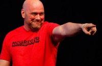 UFC намерен провести турнир 9 мая
