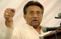 Пакистанский суд приказал задержать Мушаррафа еще на две недели