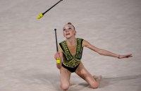 Кристина Пограничная стала второй в гимнастическом многоборье на юношеской Олимпиаде-2018
