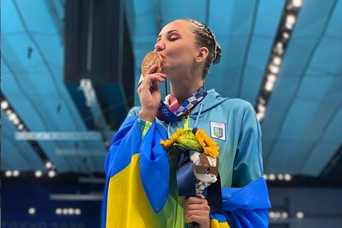 Українська медалістка Олімпіади в Токіо оголосила про завершення кар'єри