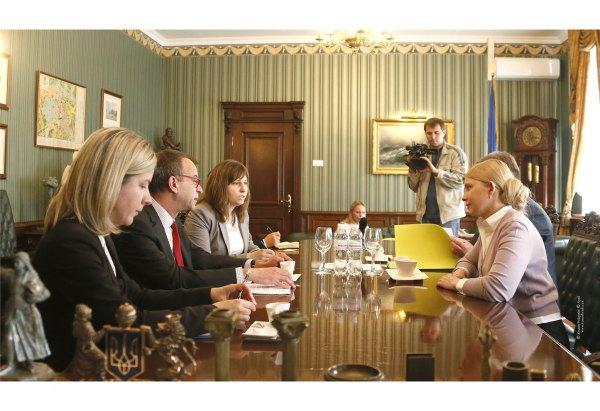 Тимошенко, місія ОБСЄ зі спостереження за виборами