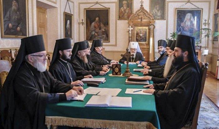 Собор епископов Польской Автокефальной Православной Церкви.