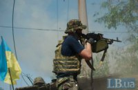 Добровольцы в Иловайске пережили сутки без потерь