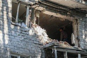 В Донецке погибли 15 мирных жителей