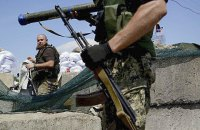 За сутки боевики 71 раз обстреляли позиции сил АТО