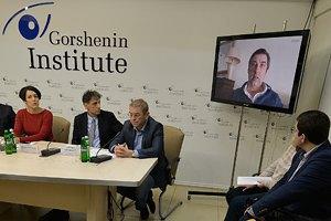 Украина должна создать собственные силы антитеррора, - президент Института Горшенина