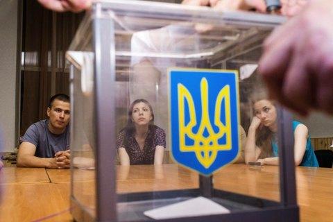 """ЦИК: по Херсонщине подсчитано более 76% голосов. """"Слуга народа"""" набирает почти 50%"""