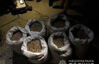 В Херсонской области задержали браконьера с креветками и крабами на сумму 345 тыс. гривен
