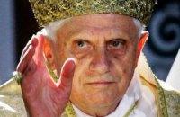 Папа Римский покинул Ватикан на вертолете