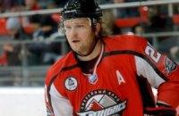 Матерухин признан лучшим хоккеистом Украины