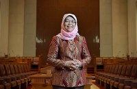 Президентом Сінгапуру вперше стала жінка