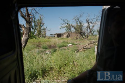 Штаб АТО заявил о полном соблюдении перемирия в зоне АТО