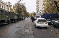 Поліція посилила заходи безпеки у зв'язку з акціями в центрі Києва