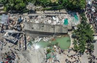 Кількість жертв землетрусу на Гаїті зросла до 2,2 тис.