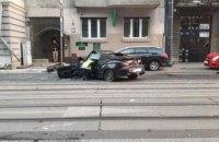 В польском городе Лодзь пьяный 20-летний украинец устроил смертельное ДТП
