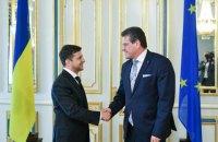 Зеленський заявив про намір продовжити політику щодо посилення антиросійських санкцій