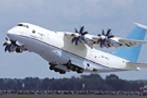 Украина и Россия договорились о продолжении сотрудничества в рамках проекта по самолету Ан-70