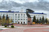 Полиция проводит обыск в мэрии Бердянска