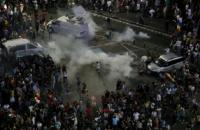 Более 200 человек пострадали при разгоне демонстрации в Бухаресте