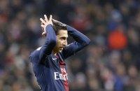 Після поразки ПСЖ в Ліоні лише одна команда з топ-чемпіонату не зазнала гіркоти поразок
