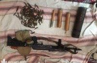 У Миколаєві сержант-контрактник украв під час розвантаження зброї три автомати, патрони і тротил