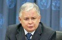 Президент Польши намерен подписать Лиссабонское соглашение