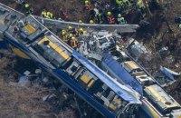 Стала известна причина столкновения поездов в Германии
