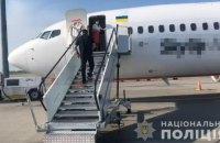 Кримінального авторитета із санкційного списку РНБО депортували з України