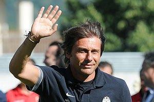 Конте відмовився від збірної Італії
