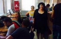 Разгромленное консульство Украины в Ростове возобновило работу