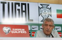 Перед матчем з Україною тренер збірної Португалії припустився прикрої помилки на прес-конференції