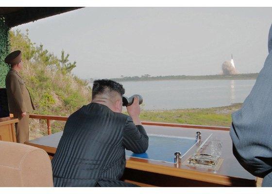 КНДР повідомила про випробування нової керованої зброї