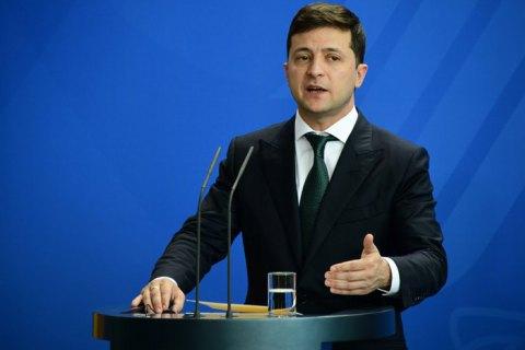 """Зеленский надеется на новый транзитный договор """"без выкручивания рук"""""""