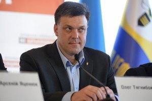 Тягнибок: в Україні відбувся конституційний переворот