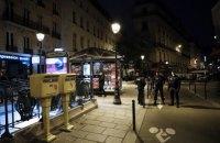 Терорист з ножем атакував перехожих у центрі Парижа: один загинув, чотирьох поранено